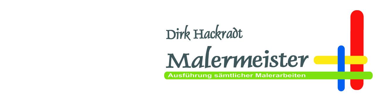 Dirk Hackradt – Ihr Malermeister in Berlin und Brandenburg